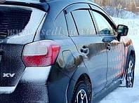 Дефлекторы окон на Subaru XV с 2011
