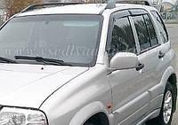 Дефлекторы окон на Suzuki Grand Vitara 5-дверка 1998-2005