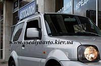 Дефлекторы окон на Suzuki Jimny 1998-