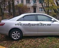 Дефлекторы окон на Тойота CAMRY 2006-2009;2009