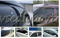 Дефлекторы окон на Тойота Hiace Regius 1997-2002