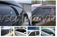 Дефлекторы окон на Тойота Ist 2002-