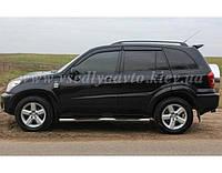 Дефлекторы окон на Тойота РАВ 4 2000-2005