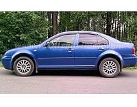 Дефлекторы окон на Volkswagen Jetta (Bora) 1999-2005