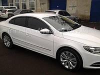 Дефлекторы окон на Volkswagen Passat CC 2008-