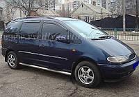 Дефлекторы окон на Volkswagen Sharan 1996 / Ford Galaxy 1996-2006