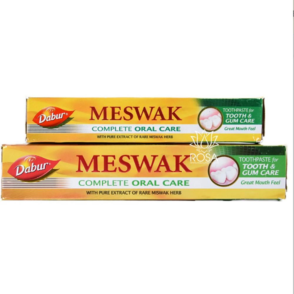 Зубная паста Мишвак Дабур (Meswak Toothpaste, Dabur), 50 грамм