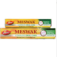 Зубная паста Мишвак Дабур (Meswak Toothpaste, Dabur), 100 грамм