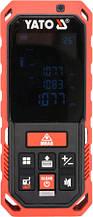Дальномер лазерный 0.2-60 м 10 режимов YATO YT-73127 (Польша)