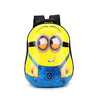 Детский рюкзак Traum жесткий с рисунком Миньон, фото 1