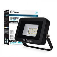 Светодиодный прожектор 10Вт Feron LL-851, 6400К