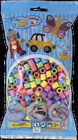 Набор для творчества Hama 'Цветные бусины' (6 цветов) (85223)
