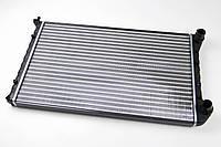 Радиатор охлаждения основной (Polcar 61767) Fiat Doblo/Фиат Добло (1.9jtd)