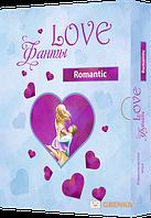 Настольная игра Bombat Game 'Love-фанты: Romantic' (F02) (188986)