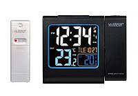 Проекционные часы La Crosse WT552-Black (921499) (189339)