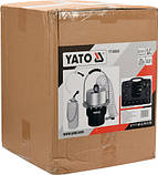 Пристрій для заміни гальмівної рідини YATO YT-06845 (Польща), фото 6