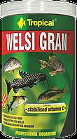 Корм Tropical Welsi Gran, 250мл /162г