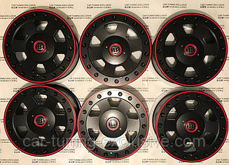 Rims 6x6 for Mercedes G-class W463