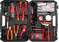 Набор инструментов для электрика 68 ед. YATO YT-39009 (Польша)