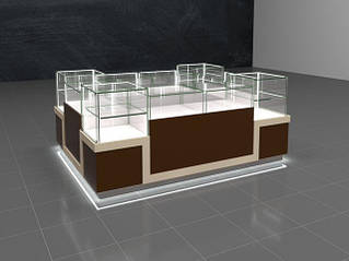 Оборудование для ювелирных магазинов