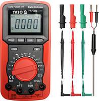 Мультиметр цифровой YATO YT-73086 (Польша)