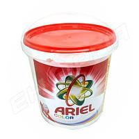 Порошок стиральный Ariel сыпучий, ведро 9 кг COLOR
