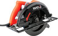 Пила дисковая 2000 Вт/ диск 235 мм YATO YT-82153 (Польша)
