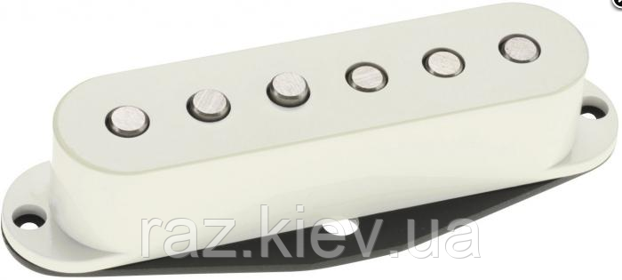 DIMARZIO DP422W THE INJECTOR NECK (WHITE) звукосниматель Сингл с шумоподавлением для электрогитар
