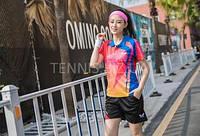 """Женская теннисная форма """"Butterfly"""" в ассортименте"""