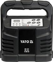 Зарядное устройство 12V 15А 6-200AH YATO YT-8303 (Польша)