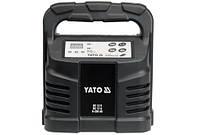 Зарядное устройство 12V/ 12А/ 6-200AH  YATO YT-8302 (Польша)