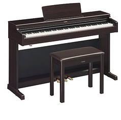 Цифровое пианино YAMAHA ARIUS YDP-164R (+блок питания)