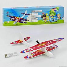 Игрушка-самолет Aircraft F 32102 c электромотором
