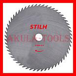 Стальной диск 56 зубый STIHL 200мм по траве для мотокосы и бензокосы, фото 2