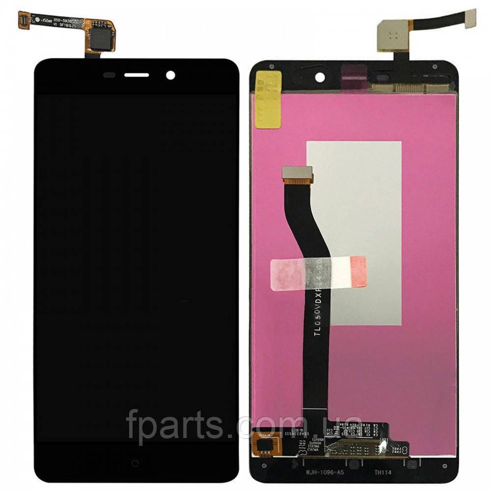 Дисплей для Xiaomi Redmi 4 Prime / Redmi 4 Pro с тачскрином (Black)