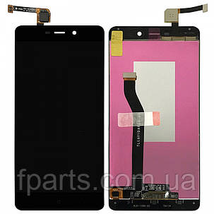 Дисплей для Xiaomi Redmi 4 Prime / Redmi 4 Pro с тачскрином (Black), фото 2