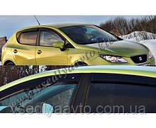 Дефлекторы окон на SEAT Ibiza 5d хетчбек 2009-