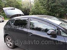 Дефлекторы окон на SEAT Leon хетчбек 2005-