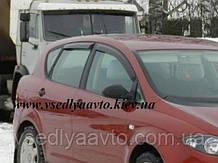 Дефлекторы окон на SEAT Toledo 2006-