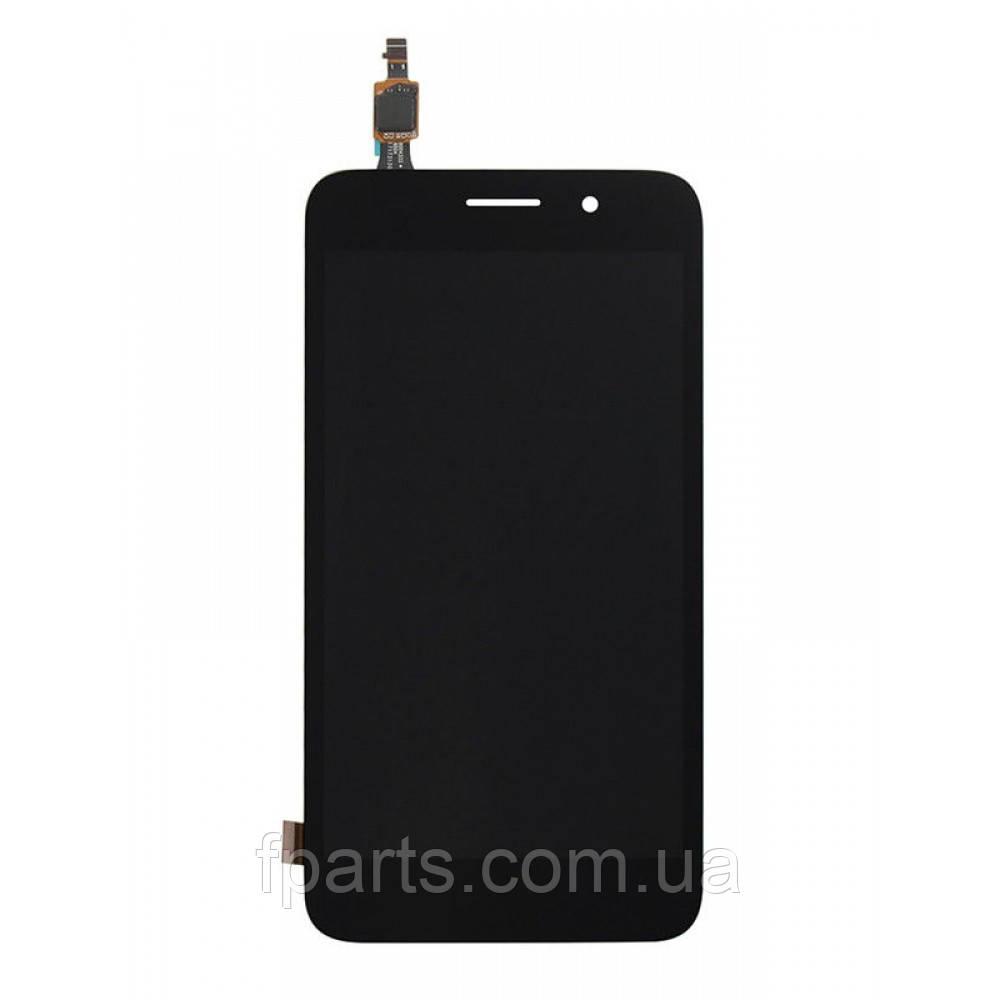 Дисплей для Huawei Y3 2017 (CRO-U00) с тачскрином, Black