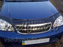 Дефлектор капота мухобойка Chevrolet Lacetti с 2003 г.в.седан/универсал