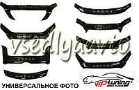 Дефлектор капота мухобойка Chevrolet Lanos  с 2005 г.в.