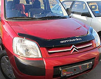 Дефлектор капота мухобойка Citroen Berlingo с 2002 г.в