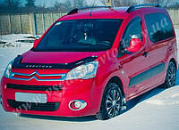 Дефлектор капота мухобойка Citroën Berlingo с 2008 г.в.
