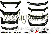 Дефлектор капота мухобойка Citroеn Xsara Picasso c 2004-2010 г.в