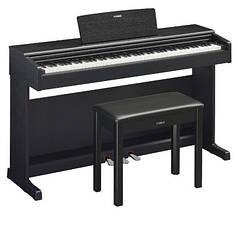 Цифровое пианино YAMAHA ARIUS YDP-144B (+блок питания)