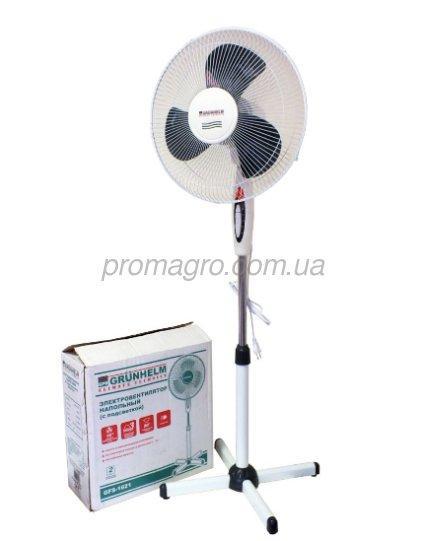 Вентилятор напольный Grunhelm GFS-1621