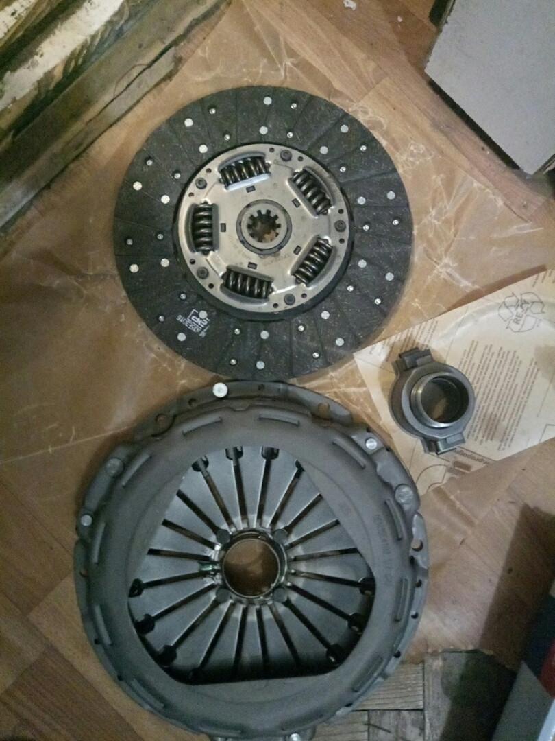 Комплект сцепления IVECO  (K2064/2994020)