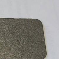 RAL 9007 лист стальной оцинкованный с полимерным покрытием толщиной 0,45 мм.