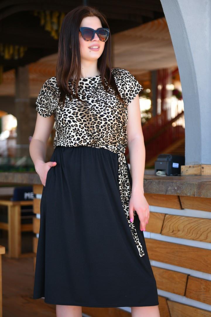 Платье женское 9327ха батал
